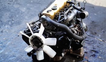 TFR 2.5 (87 HP) DIRECT INJECTION full