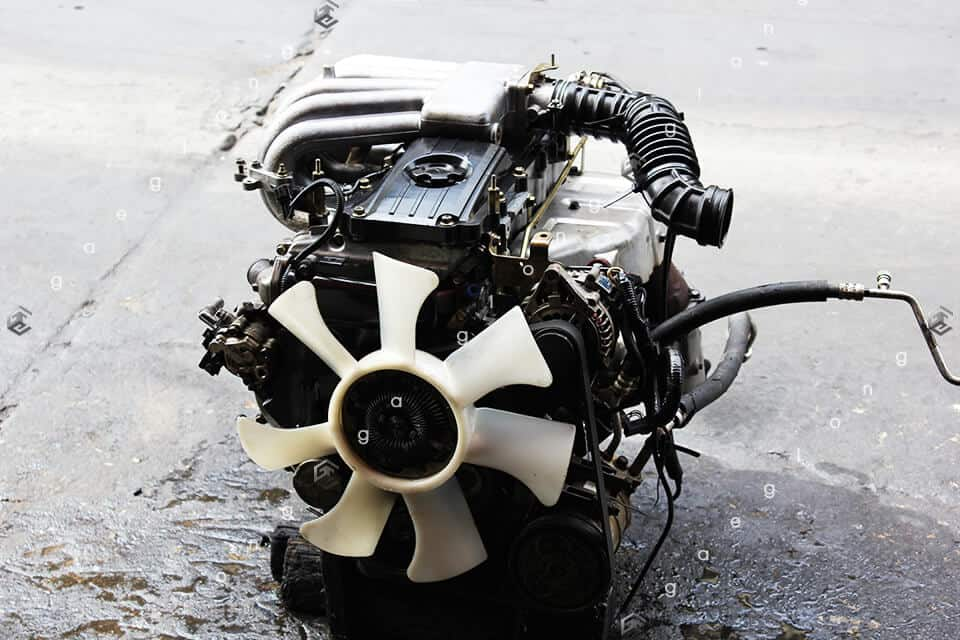 FRONTIER ZDI 3.0 DOHC DIRECT INJECTION